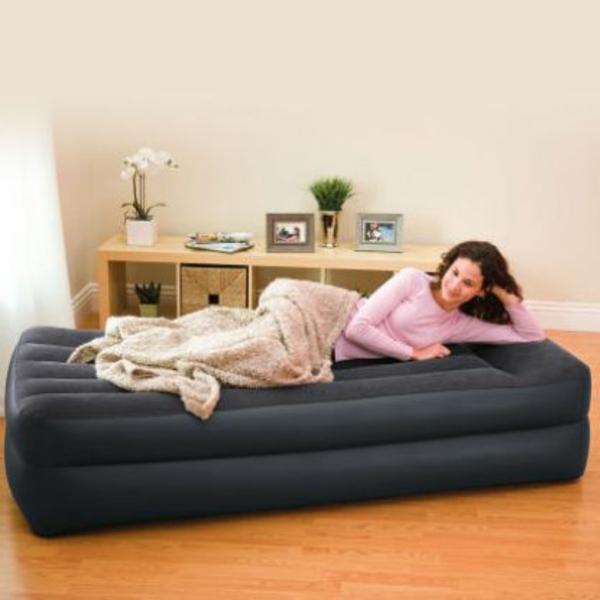 Le matelas gonflable lit confortable - Matelas gonflable avec pompe ...