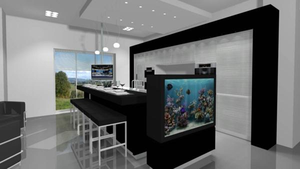 meuble aquarium sur mesure images. Black Bedroom Furniture Sets. Home Design Ideas