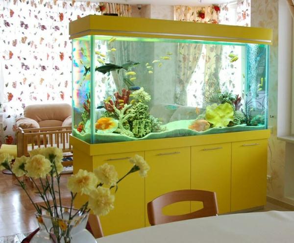 meuble-aquarium-idées-uniques-d'aménagement