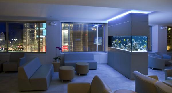 meuble-aquarium-intérieur-élégant