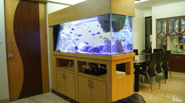meuble-aquarium-intérieur-stylé