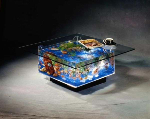 Site table basse aquarium for Site aquarium