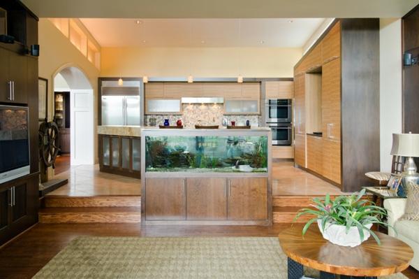 meuble-aquarium-une-cuisine-moderne