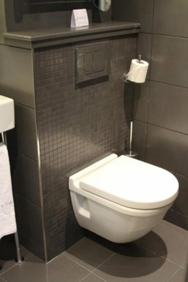 Le meuble wc for Meuble mural salle de bain