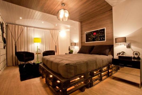 meubles-en-palettes-chambre-à-coucher