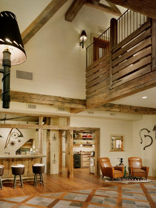 Id es originales de meubles en palettes for Ameublement interieur