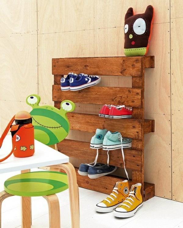 meubles-en-palettes-range-chaussures