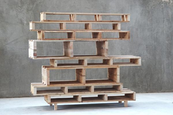 meubles-en-palettes-rangement-intéressant