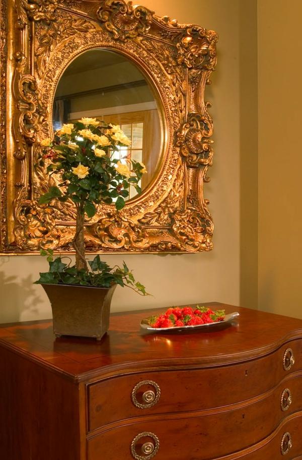 miroir-baroque-décoration-avec-miroir