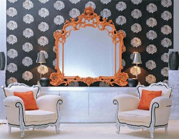 miroir-baroque-et-deux-fauteuils