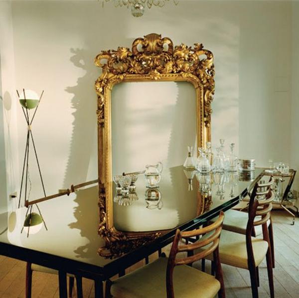 miroir-baroque-miroir-joli-grande-table-rectangulaire