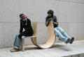 Designs innovants de mobilier urbain