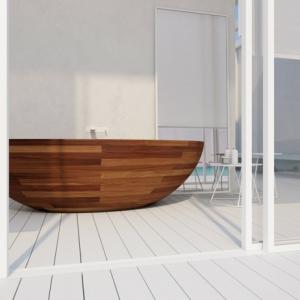 La porte coulissante pour la salle de bain