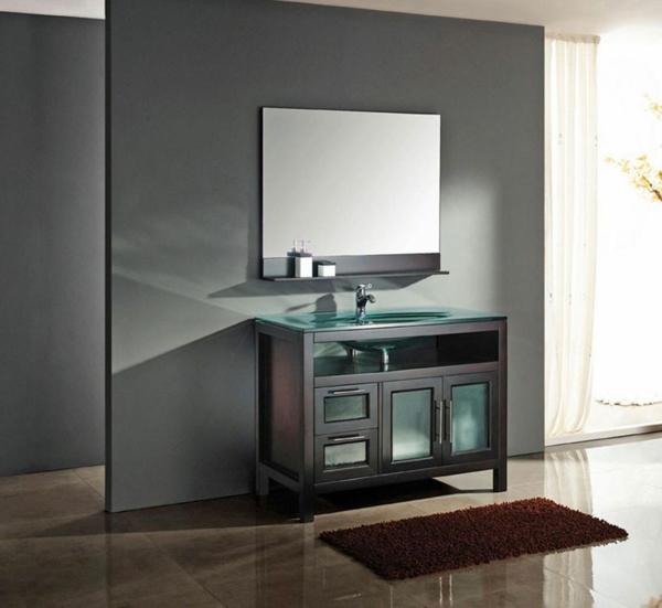 pas-cher-armoir-pour-la-salle-de-bain-que-vous-pouvez-trouver-en-ikea-en-gris-avec-du-vitrage
