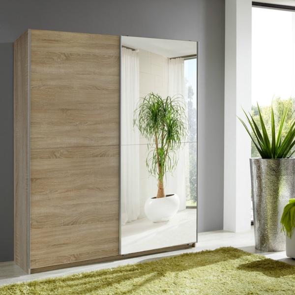 La porte coulissante de placard sur mesure for Porte de placard moderne