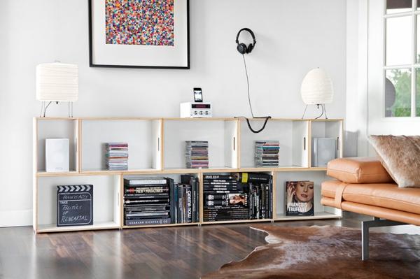 rangement-modulable-bibliothèque-minimaliste-modulable
