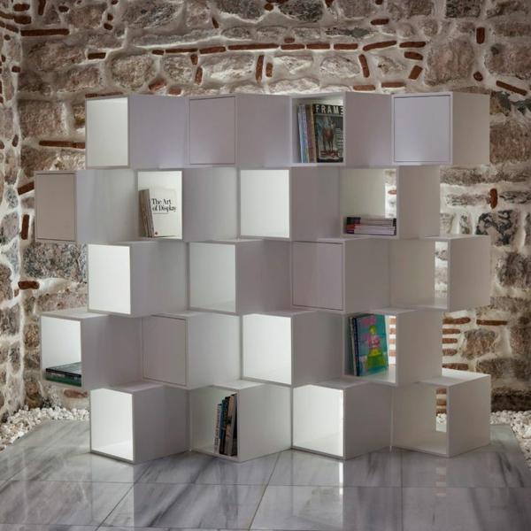 Le rangement modulable c 39 est un jeu d 39 enfant - Cubes rangement modulables ...