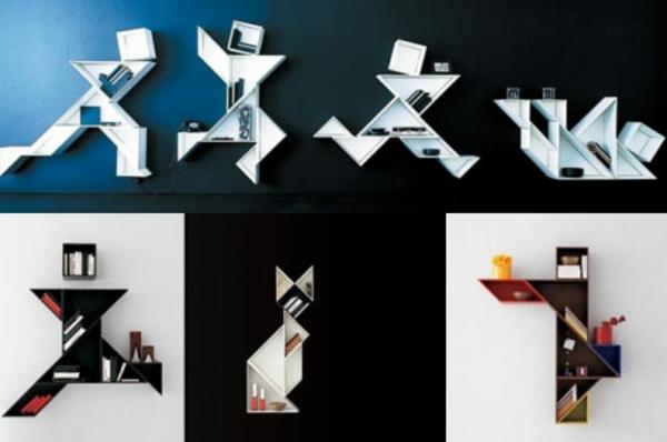 rangement-modulable-les-étagères-origami