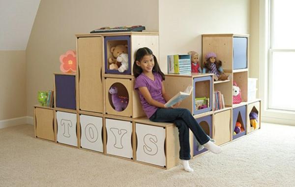 le rangement modulable c 39 est un jeu d 39 enfant. Black Bedroom Furniture Sets. Home Design Ideas
