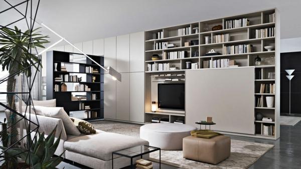 rangement-modulable-salle-de-séjour-contemporaine