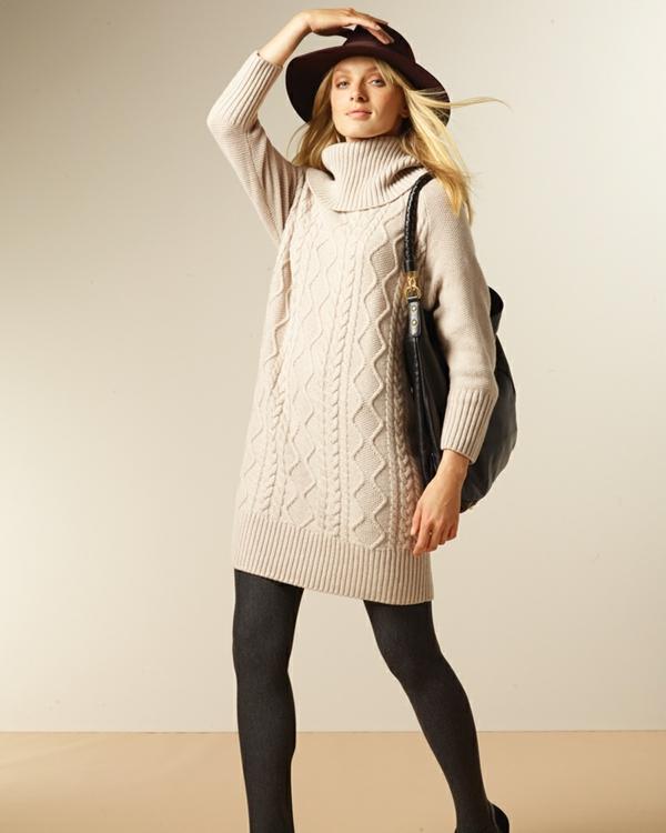 robe-pull-écru