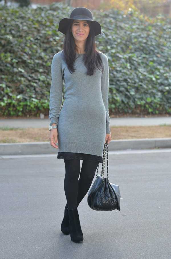 robe-pull-grise