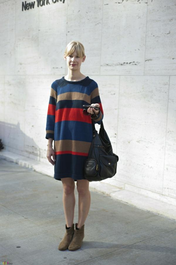 robe-pull-multicolore-originale