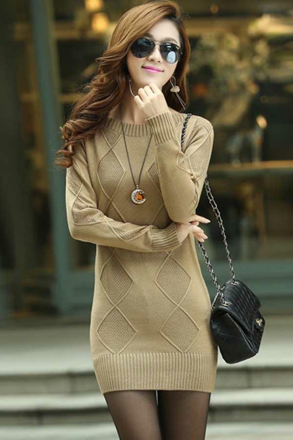 robe-pull-stylée-et-belle