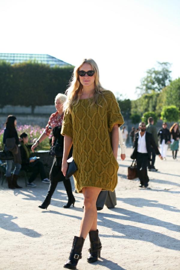 robe-pull-verte-très-jolie