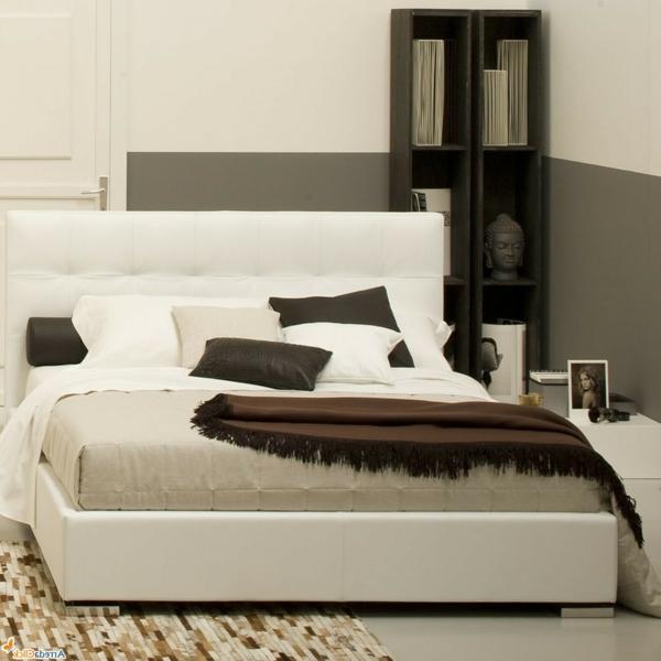 Le sommier du lit pour chambre coucher for Lit pour chambre a coucher
