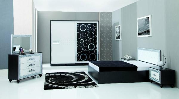 Chambre a coucher simple id es de d coration et de for Chambres a coucher modernes simples