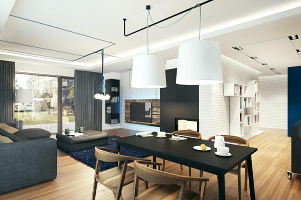 suspension-de-salle-à-manger-designs-modernes-de-salle-à-manger