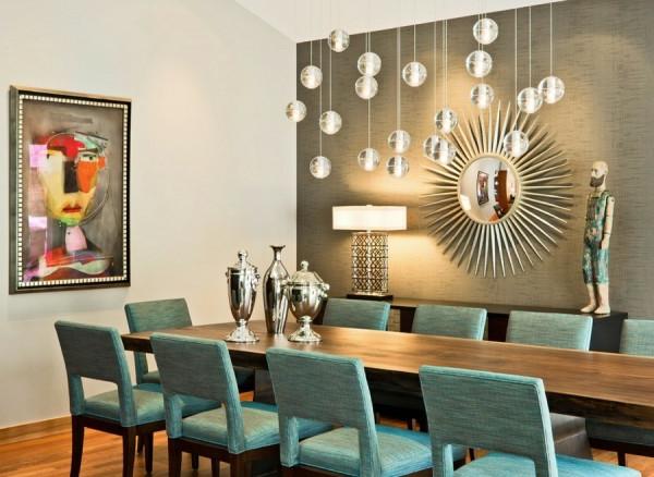 suspension-de-salle-à-manger-intérieur-glamour