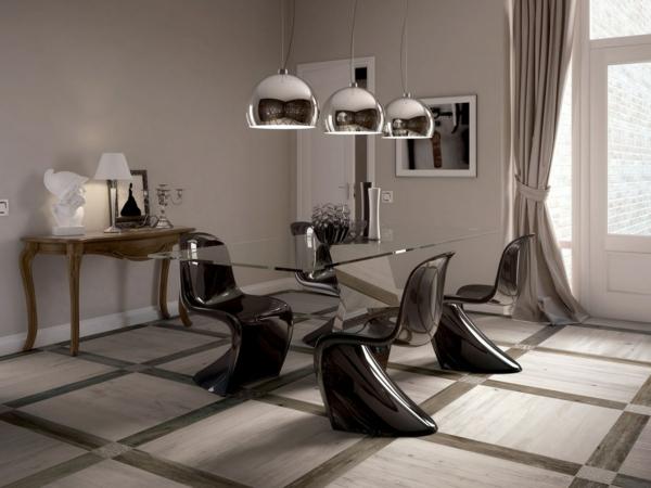 suspension-de-salle-à-manger-intérieur-moderne