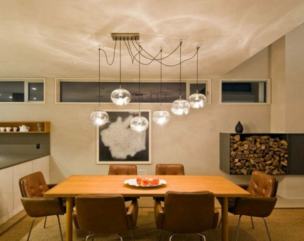 suspension-de-salle-à-manger-lampes-originales