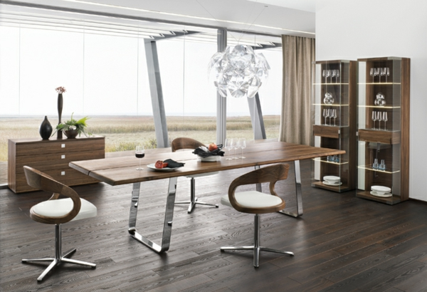 suspension-de-salle-à-manger-mobilier-en-bois-suspension-jolie