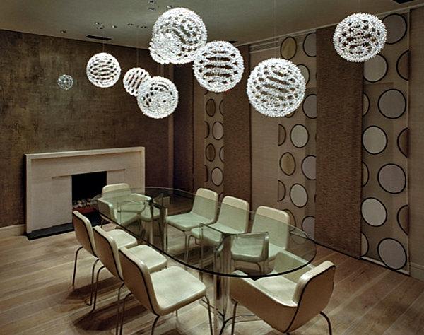 suspension-de-salle-à-manger-suspensions-décoratives-magnifiques
