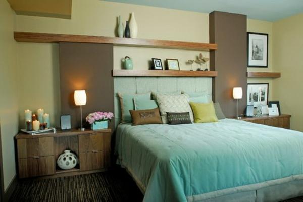 tête-de-lit-avec-rangement-décoration-intéressante