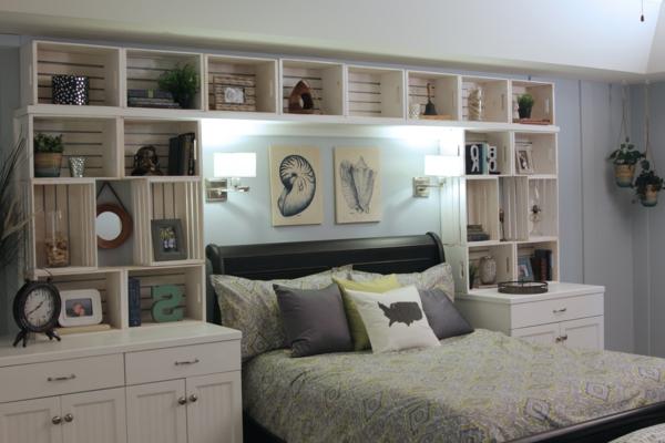 tête-de-lit-avec-rangement-design-blanc