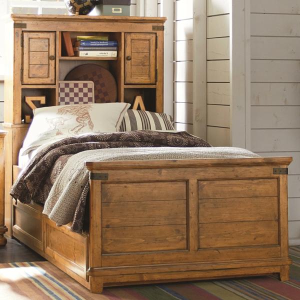 tête-de-lit-avec-rangement-design-cosy-en-bois