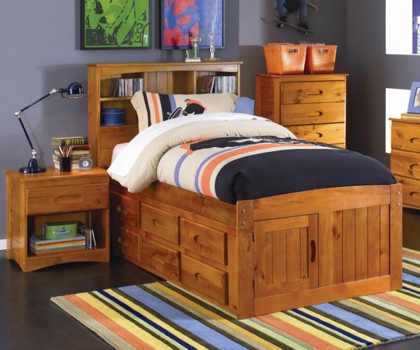tête-de-lit-avec-rangement-design-sympathique-en-bois