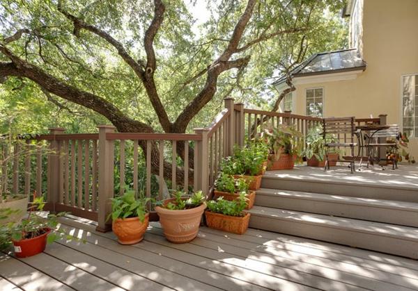 Faire une terrasse en bois composite # Faire Une Terrasse En Bois Composite