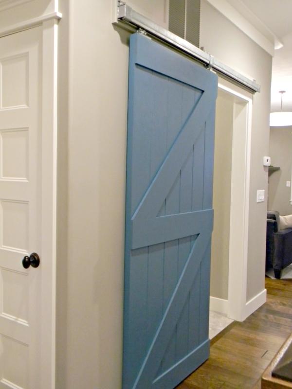 La porte coulissante pour la salle de bain - Porte coulissante salle de bain ikea ...