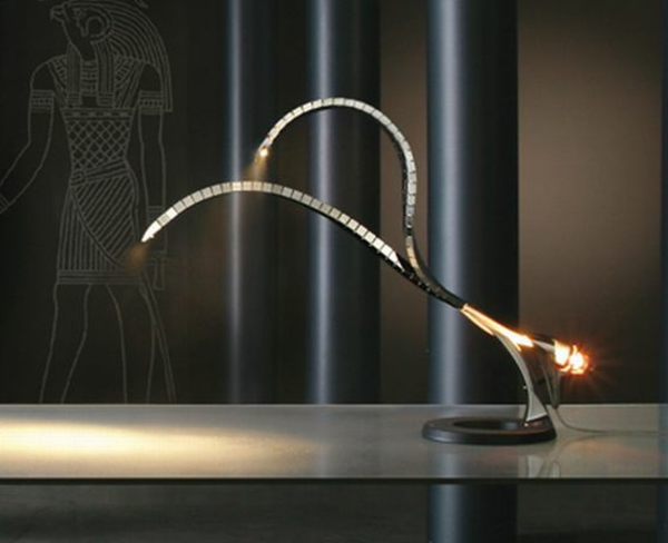 unique-plastique-lampe-créative