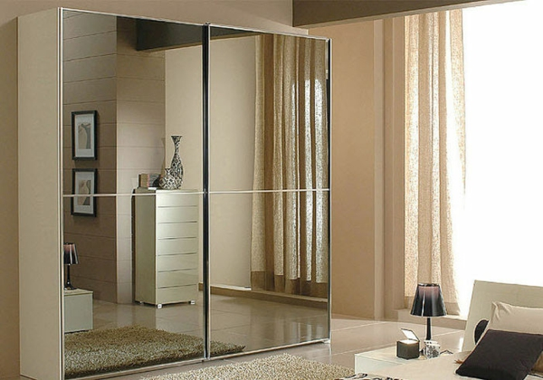 la porte coulissante de placard sur mesure. Black Bedroom Furniture Sets. Home Design Ideas