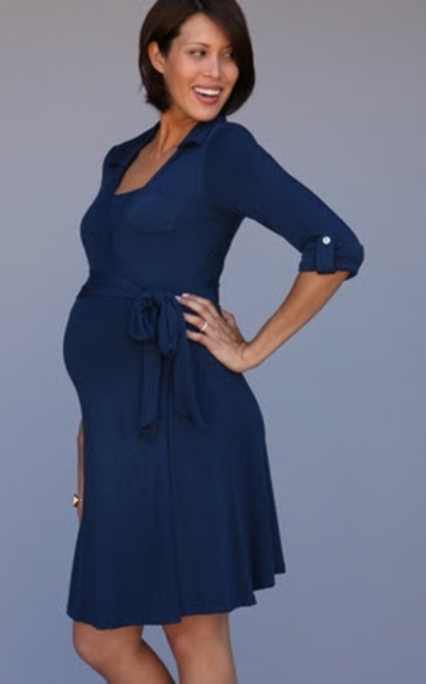 unique-robe-bleu-vour-que-vous-êtes-en-style-même-ensainte