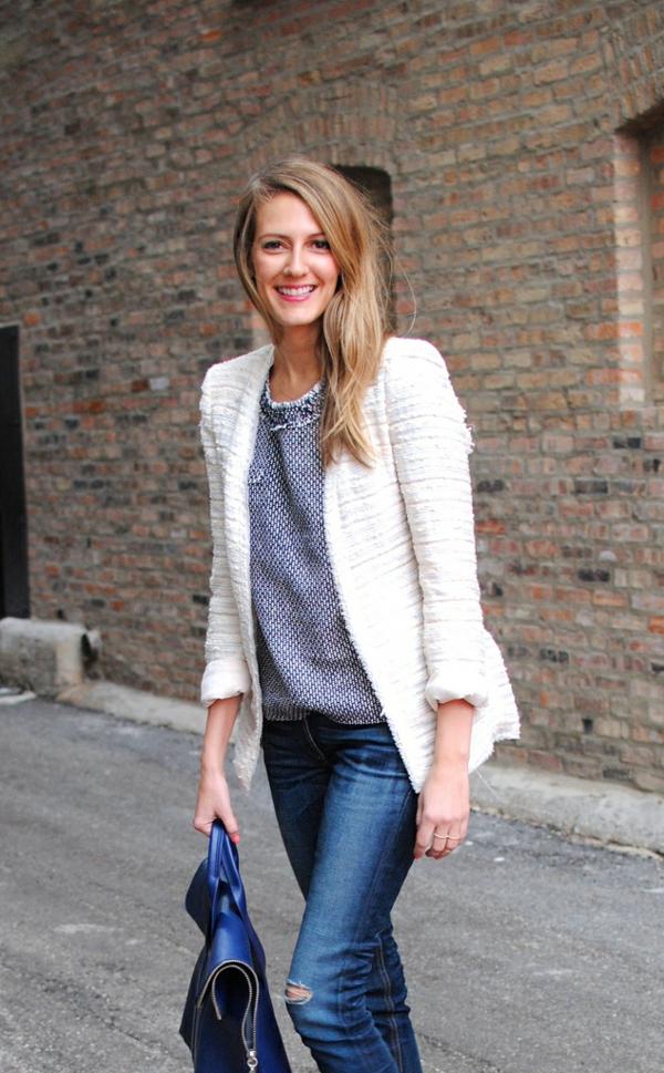 veste-en-tweed-blanc-une-ligne-classique