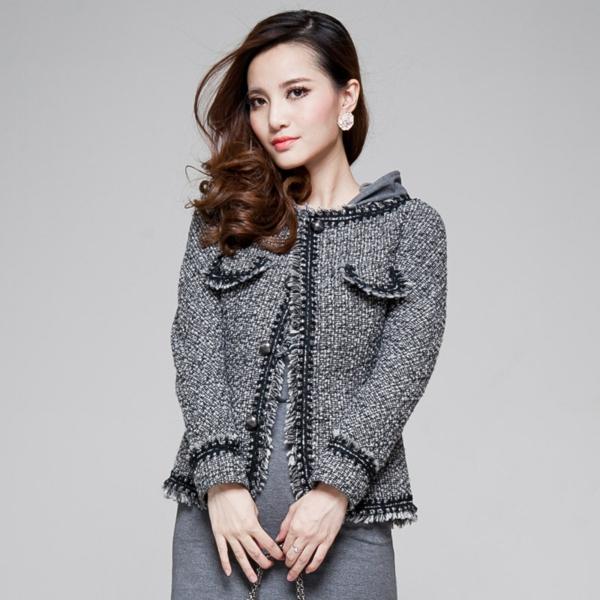 veste-en-tweed-mode-d'hiver