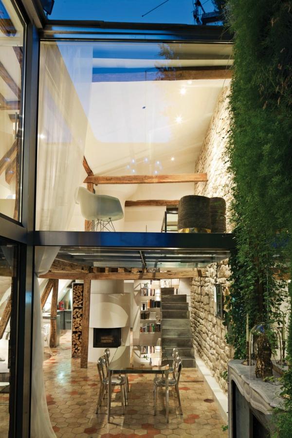 L 39 appartement atypique paris inspiration pour les artistes et les pass - Espace atypique paris ...