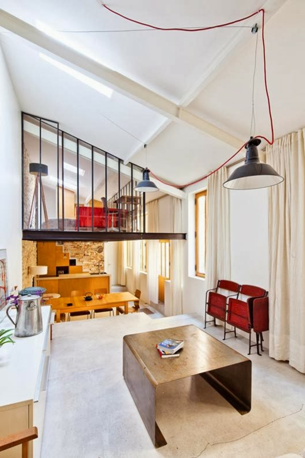L 39 appartement atypique paris inspiration pour les for Inspiration appartement